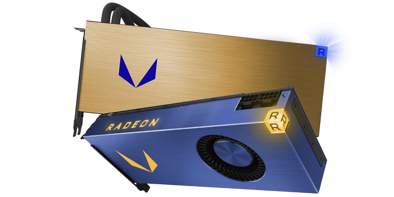 GPUs AMD Radeon Vega Frontier Edition