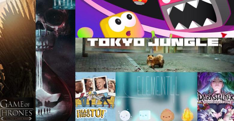 Estos Son Los Juegos Gratuitos Sony De Julio Para Ps4 Ps Vita Y Ps3