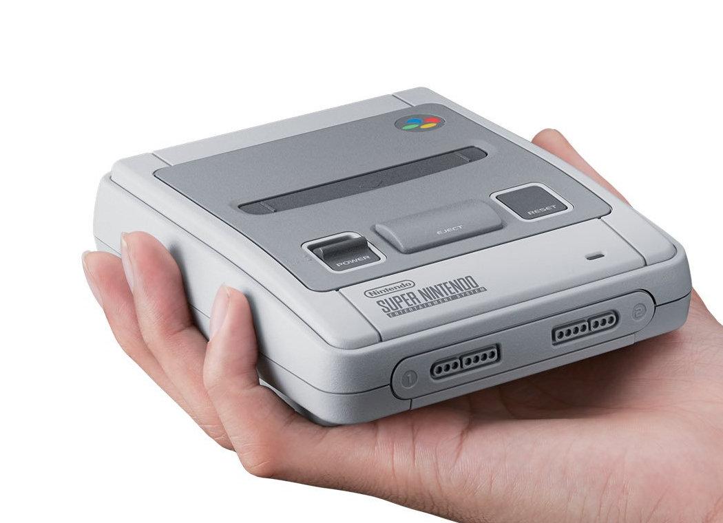 Super Nintendo Mini Clasic