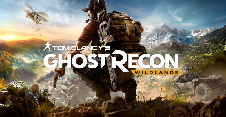 PvP 4v4 Ghost Recon