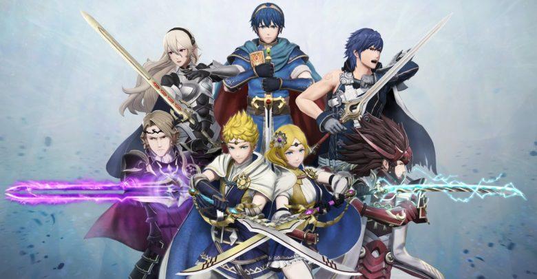 Personajes Fire Emblem Warriors