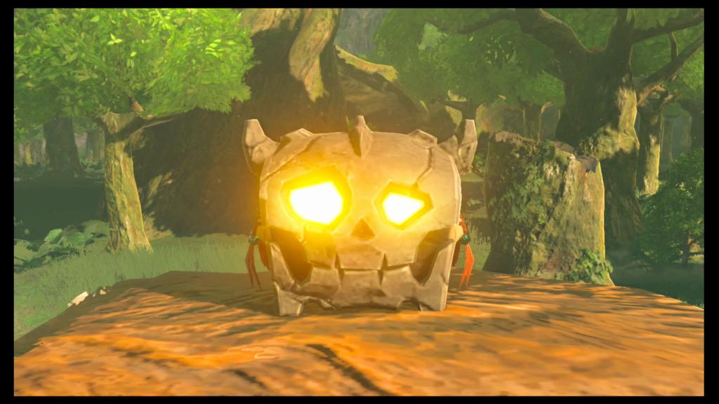 Bosque de los espíritus asentamiento cofre