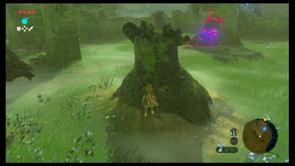Guardianes activos Templo del Este
