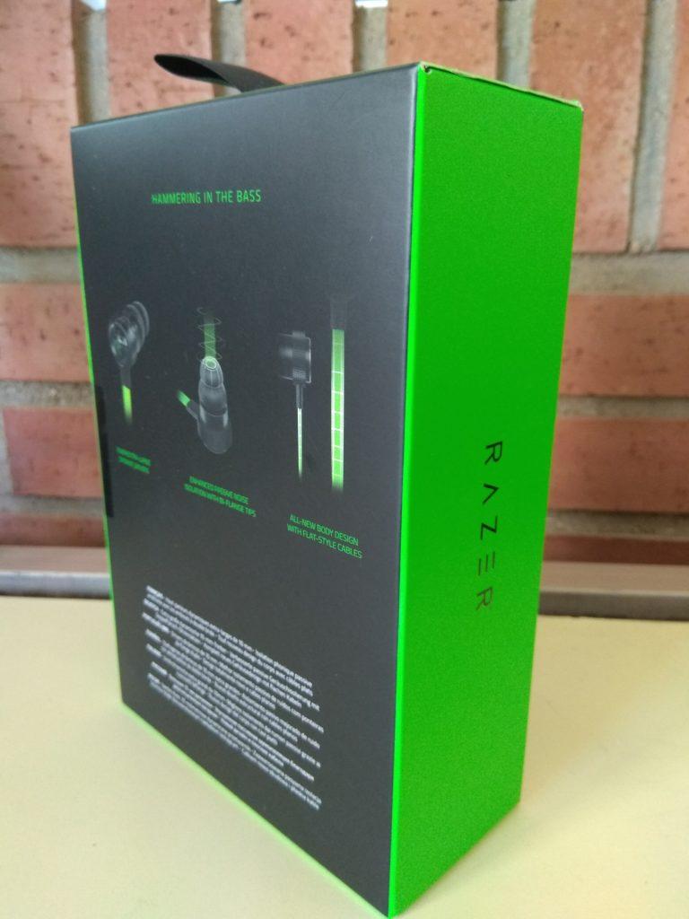HammerHead V2 trasera caja