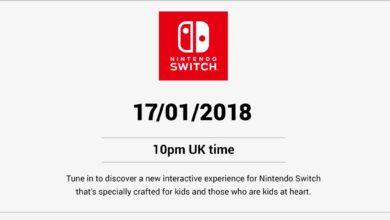 Nintendo direct 1701