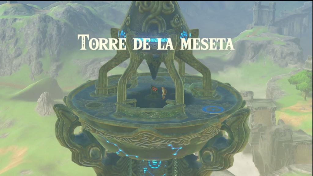 Torre de la Meseta de los Albores