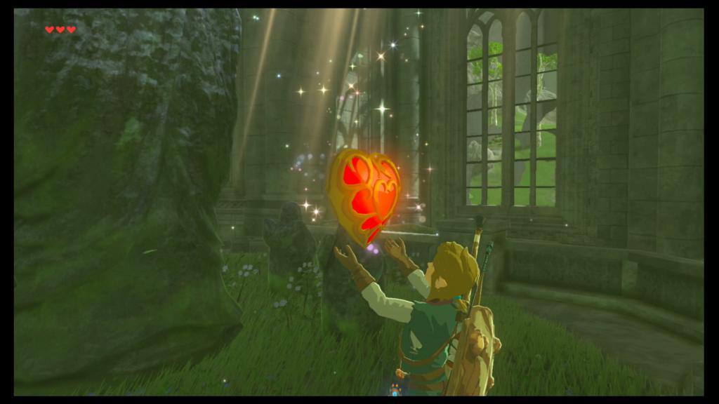 Meseta de los Albores corazón