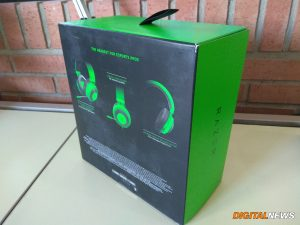 Razer Kraken Pro V2 verdes