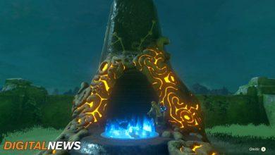 Santuarios Zelda BOTW