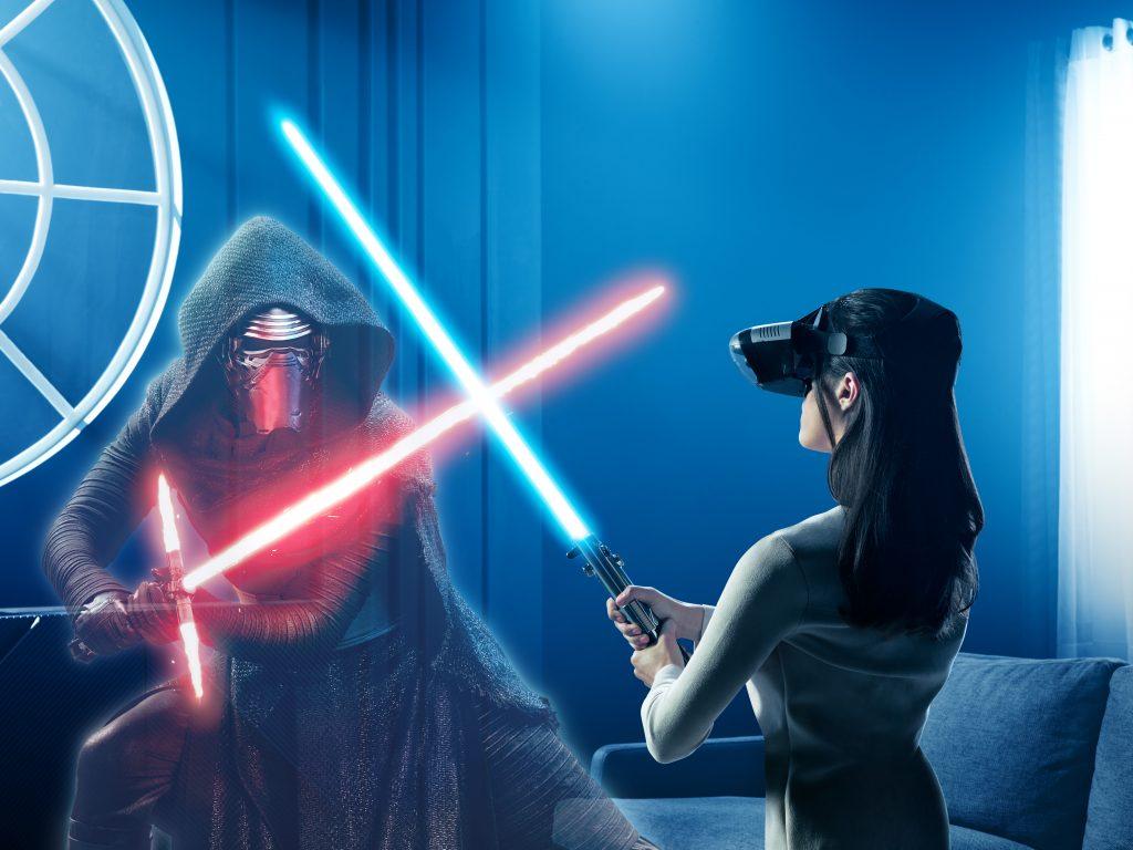 tar Wars: Desafíos Jedi