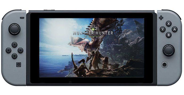 Monster Hunter: World para Switch es dificil