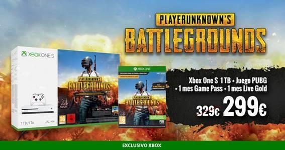 oferta Xbox One S