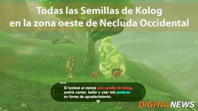 Todas las semillas kolog en Necluda Occidental oeste