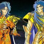 Saga y Kanon de Geminis