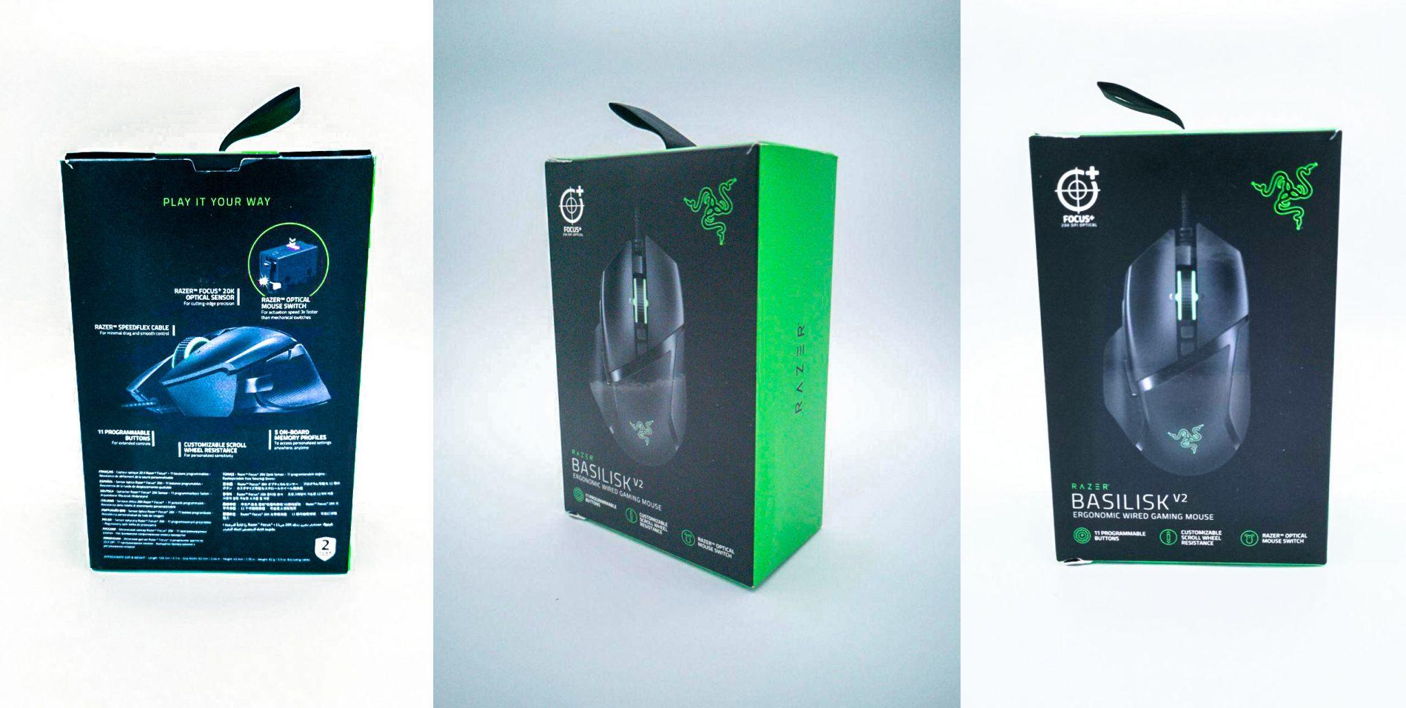 Basilisk v2 caja