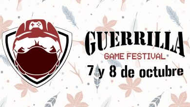 Guerrilla Game Festival