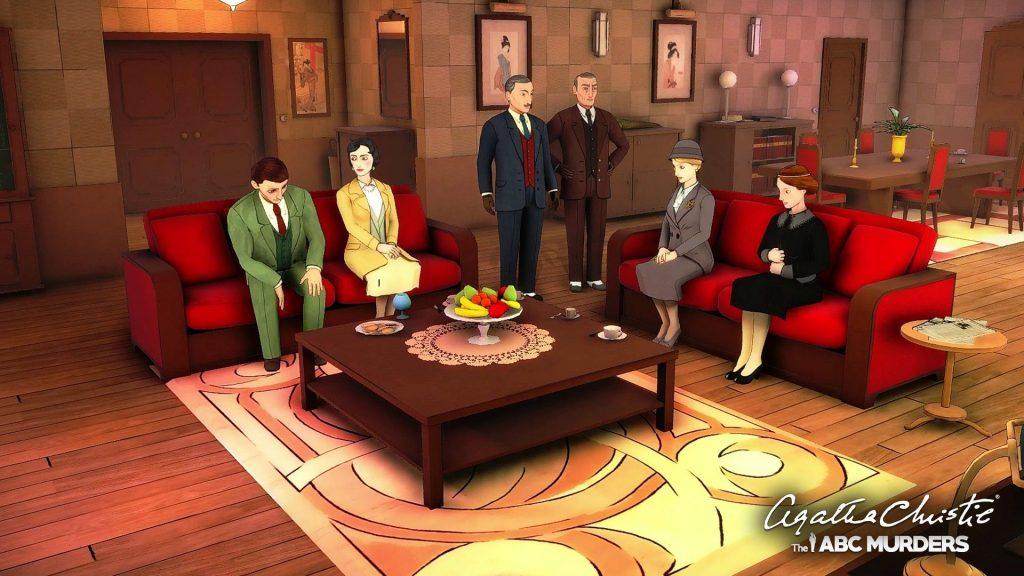 Agatha Christie: The ABC murder