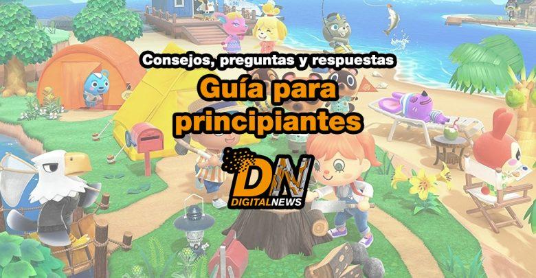 Guía para principiantes de Animal Crossing