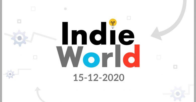 Indie World Nintendo Direct