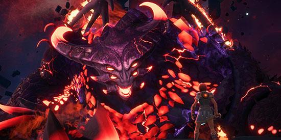 Inmortal Fenyx rising demonio