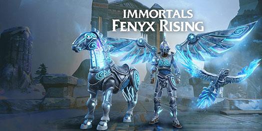 Inmortal Fenyx rising skin